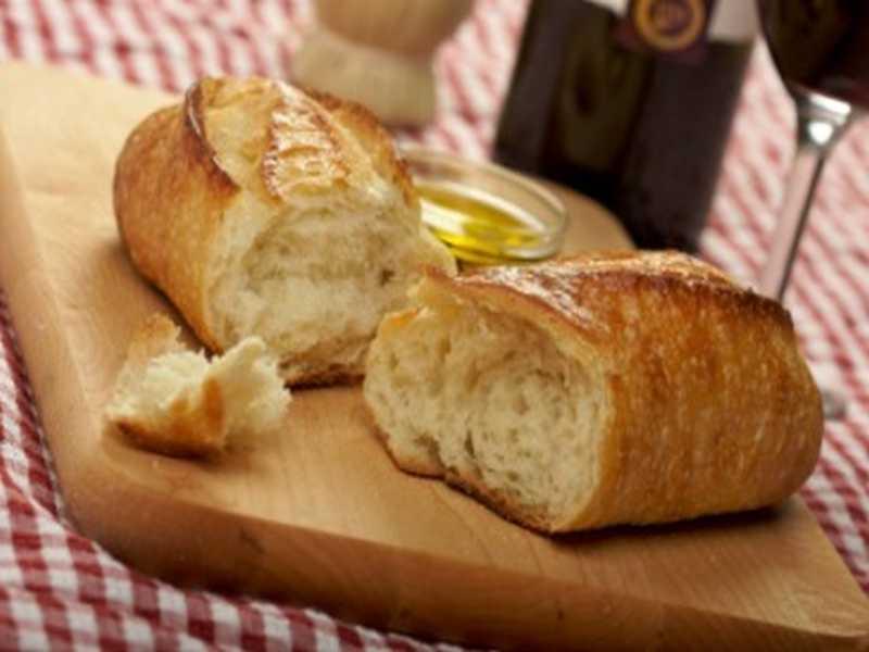 Brot aus Italien