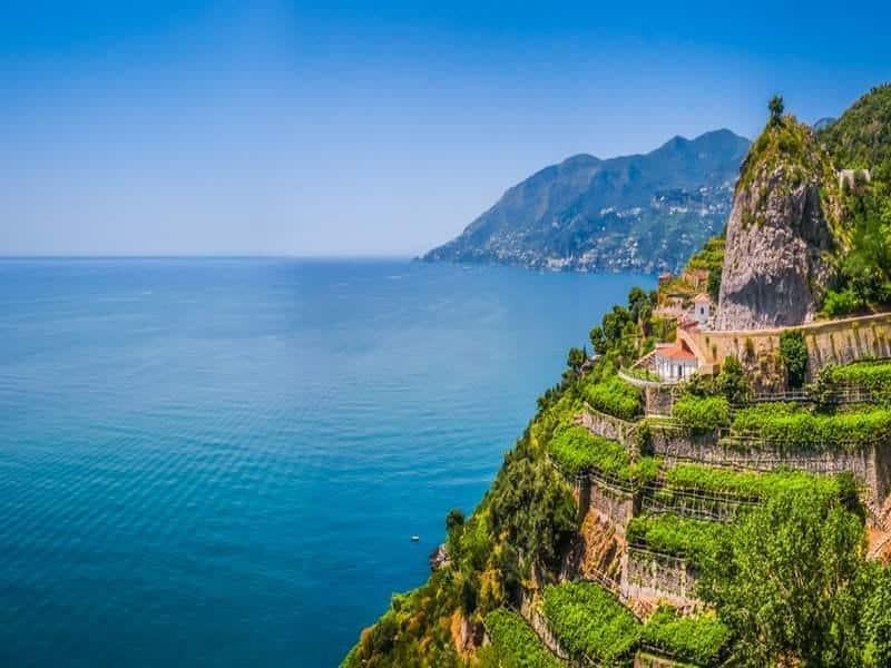 Regionen in Italien