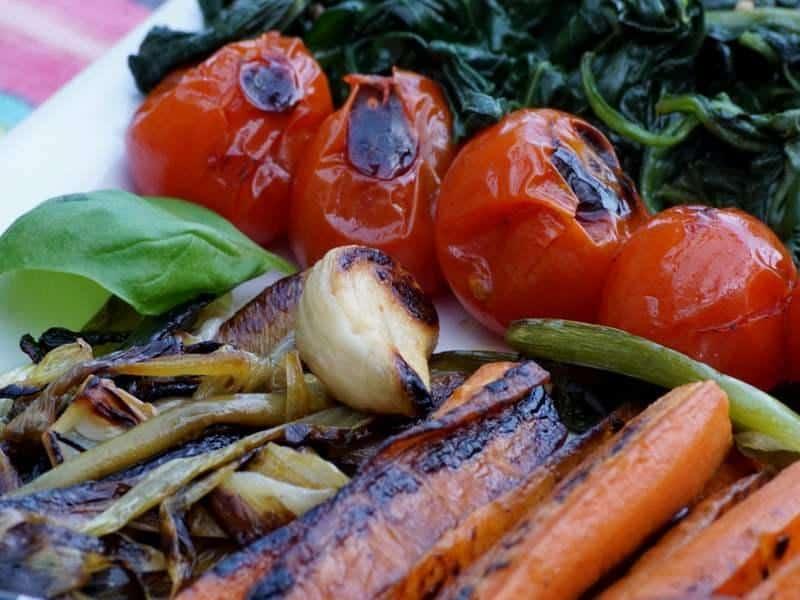 Tomaten für Antipasti