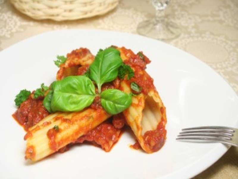 Spaghetti all Arrabbiata Rezept