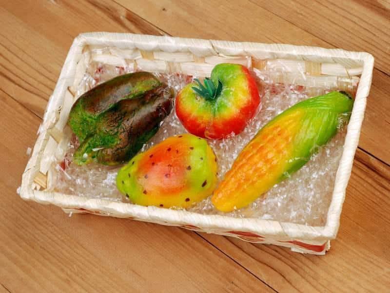 Frutta Martorana und andere Köstlichkeiten