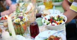 Italienische Tischkultur