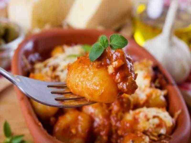 Gnocchi mit Nüssen