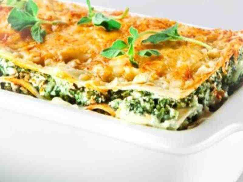 Lasagne verdura