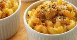 Maccheroni mit Käse