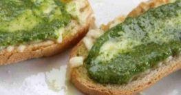 Pesto-Toasts