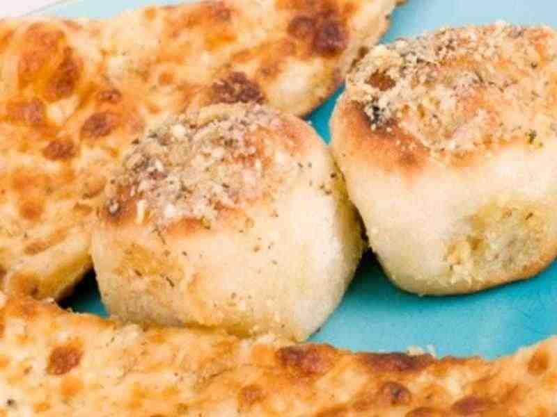 Pizzabroetchen Rezept zum Selbermachen