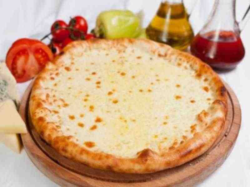 Pizza Gorgonzola Rezept