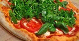 Pizza Schinken Rucola