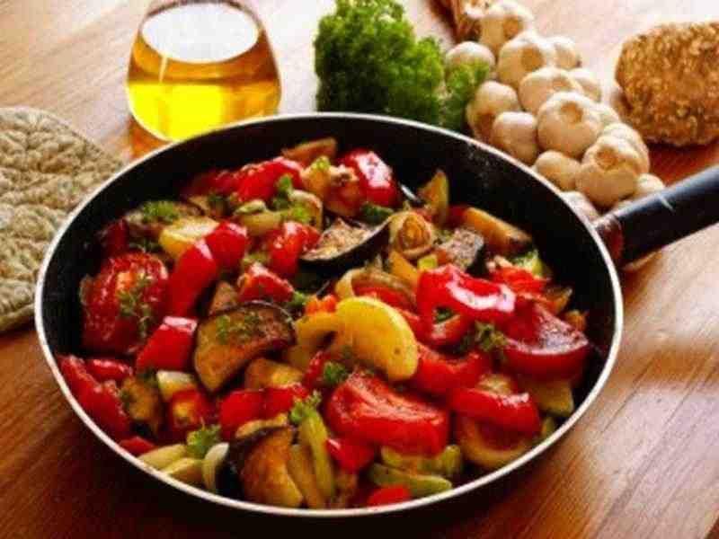 Italienisches Ratatouille Rezept