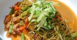 Spaghetti Cetrioli