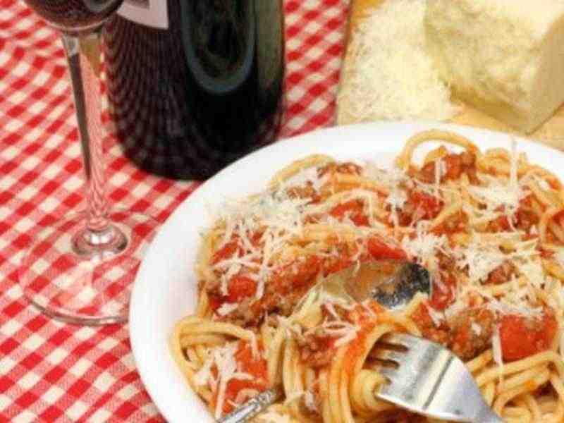 Spaghetti Quattro Formaggi Rezept