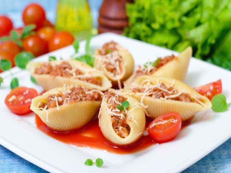 Italienische Küche, Italienische Rezepte -