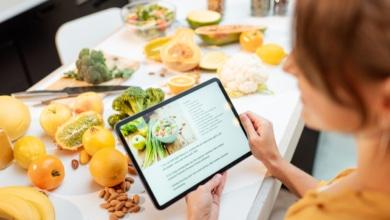 Digitales Kochbuch