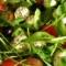 Mozzarella Rucola Salat