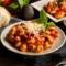 Gnocchi mit feuriger Tomaten - Cranberry Sauce Rezept